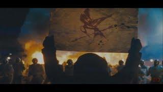 Hunger Games: Catching Fire - City [Голодные игры: И вспыхнет пламя клип]
