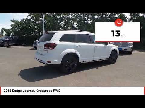 2018 Dodge Journey Odessa TX JT310806
