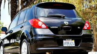 2011 Nissan Versa 5dr HB I4 Auto 1.8 S (National City, California)