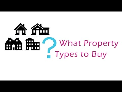Deciding What Types of Investment Property to Buy