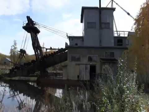 Fairbanks alaska gold dredge 8 tour and train ride youtube fairbanks alaska gold dredge 8 tour and train ride sciox Images