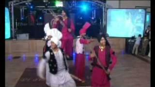X-TREME SOUNDS & BHANGRA DANCERS @ PLATINUM SUITE LEICESTER 2008