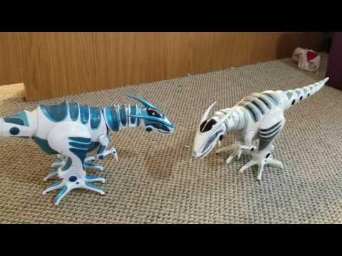Original Roboraptor vs