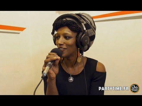 Mo Kalamity Jamadom et Ackboo at Party Time Reggae Radio show   11 FEV 2018