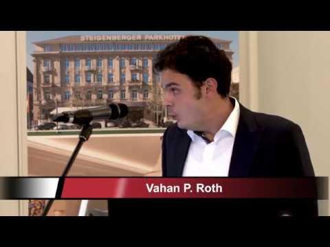 """Vahan P. Roth """"RealUnit - Zur Quelle der Geldwertstabilität"""""""