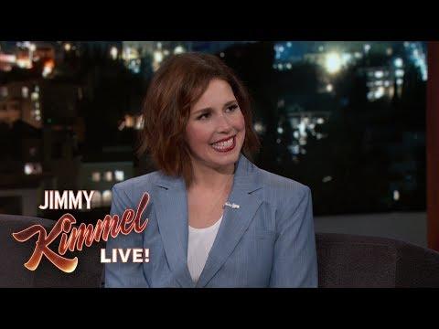 Vanessa Bayer Stole Stuff from SNL