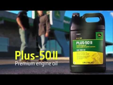 John Deere Plus 50 II Oil