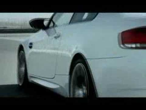 2008 BMW M3 Coupe E92 Promotional Video