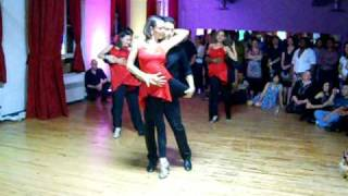 Mosaico Bachata Performance - 05-22-2010