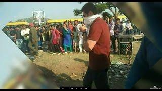 VIJAY 61 movie Vijay-kajal intro scene Leaked!   And movie update.