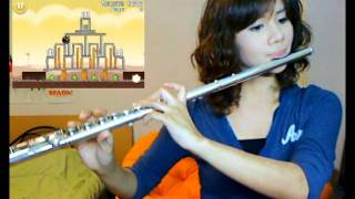Angry Birds Theme Song | Flute Cover