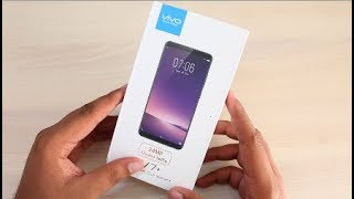 Vivo V7 Plus Unboxing, Hands on, Camera Functies