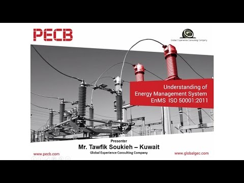 Understanding Energy Management System EnMS ISO 50001 2011