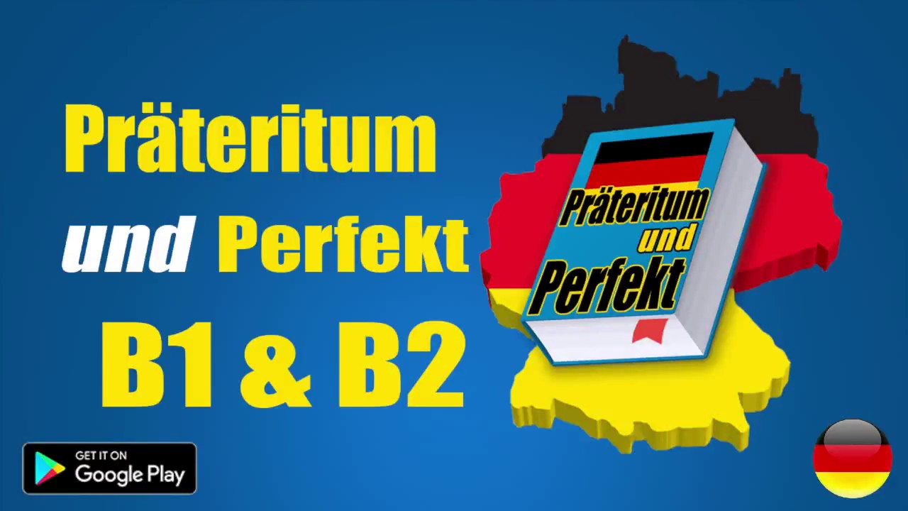 Übung mit Präteritum und Perfekt B1 & B2 - YouTube
