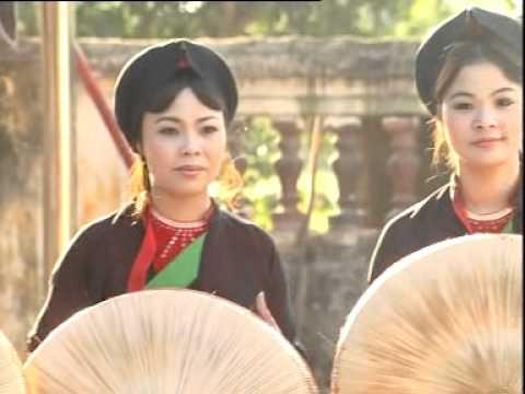 Nguyệt gác mái đình - Kim Oanh - Dân Ca Quan Họ Bắc Ninh