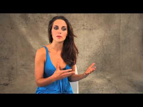 The Muse: Tanya van Graan  Marie Claire SA Naked 2013