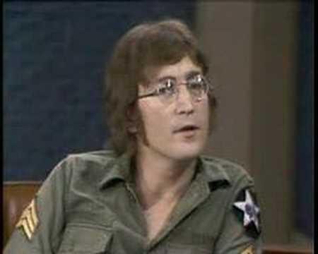 John Lennon on Yoko Breaking up The Beatles