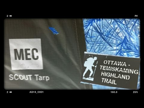 Lightweight On The OTHT - MEC Scout Tarp Review