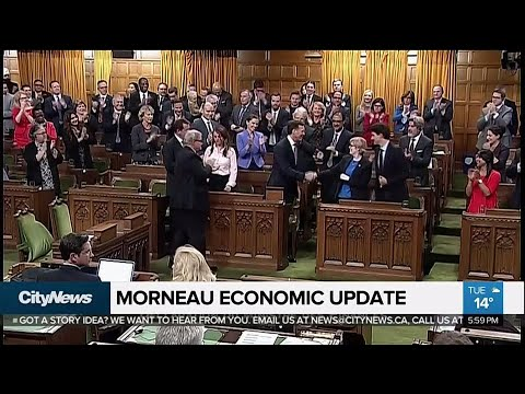 Liberals announce new tax measures, spending in fall economic update