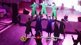 01 Ансамбль танца «Харс» – «Приветственный танец»