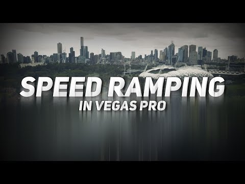 Learn How To Do EPIC Speed Ramping TRANSITIONS - VEGAS Pro T