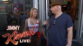 Jeff Ross Roasts Hollywood Blvd.
