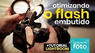COMO EU FIZ ESTA FOTO // Retrato com Flash em Ambiente com Pouca Luz