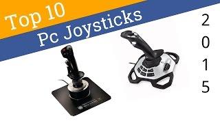 10 Best PC Joysticks 2015