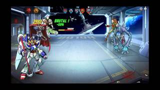 Mutants Genetic Gladiators (Event Spaceport) Gameplay Levels 96-100