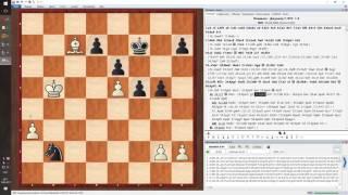 От КМС до Гроссмейстера за 2 года Смогу ли? Немного о прошлом. Junior 7 (1972) 24.04.2003