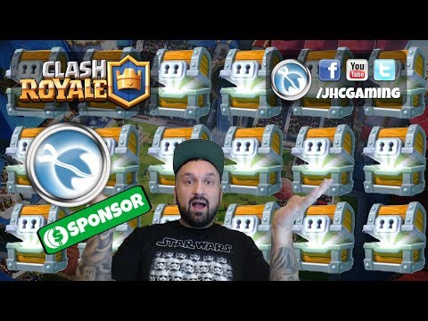 Clan Chests, Ladder and PUBG - Clash Royale!