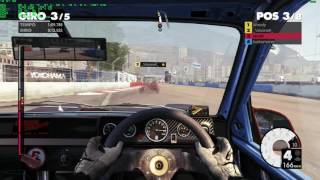 Dirt 3 PC Rallycross Online Cockpit Gameplay - Full HD 1080p60 Max Settings - Nvidia Share