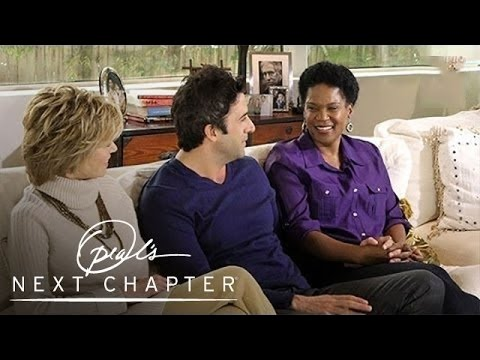 Troy Garity's Adopted Sister's Race Isn't a Factor | Oprah's Next Chapter | Oprah Winfrey Network