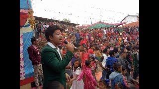 प्रकाशले गाउनै परेन बच्चाले गाये प्रकाशको व्याटल गीत || Prakash Saput Dohori Battle