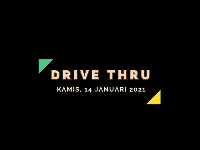 DRIVE THRU SD; PEMBAGIAN MEDIA BELAJAR LEVEL II, IV, DAN VI