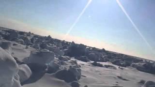 2011年カナダ北極圏徒歩冒険行映像.