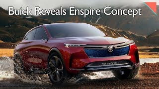Buick Enspire Concept, Tire Giants Join Forces - Autoline Daily 2335