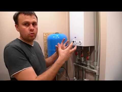 Водоснабжение и гидроакамулятор в частном доме !