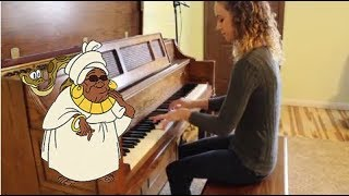 Dig A Little Deeper - Princess and the Frog - Disney Piano Cover