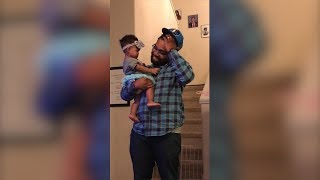 Watch Dad of Four Girls Become Speechless After Fifth Baby Gender Reveal