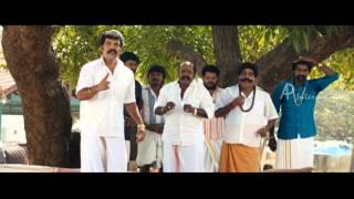 Desingu Raja Tamil Movie | Scenes | Comedy | Soori gets beaten by Ravi | Singampuli