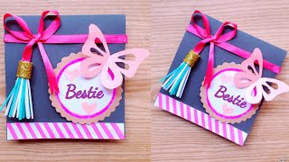 Best Friendship Day Gifts - 2020 | Friendship Day Gift Diary | DIY Paper Diary For Best Friend