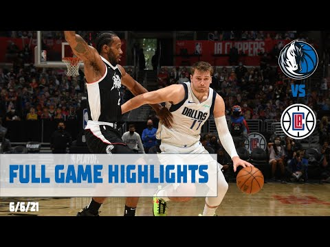 Luka Doncic (46 points) Highlights vs. LA Clippers