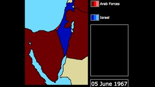 [Wars] The Six-Day War (1967): Every Day
