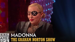 Madonna Remembers Becoming Famous | The Graham Norton Show | BBC America