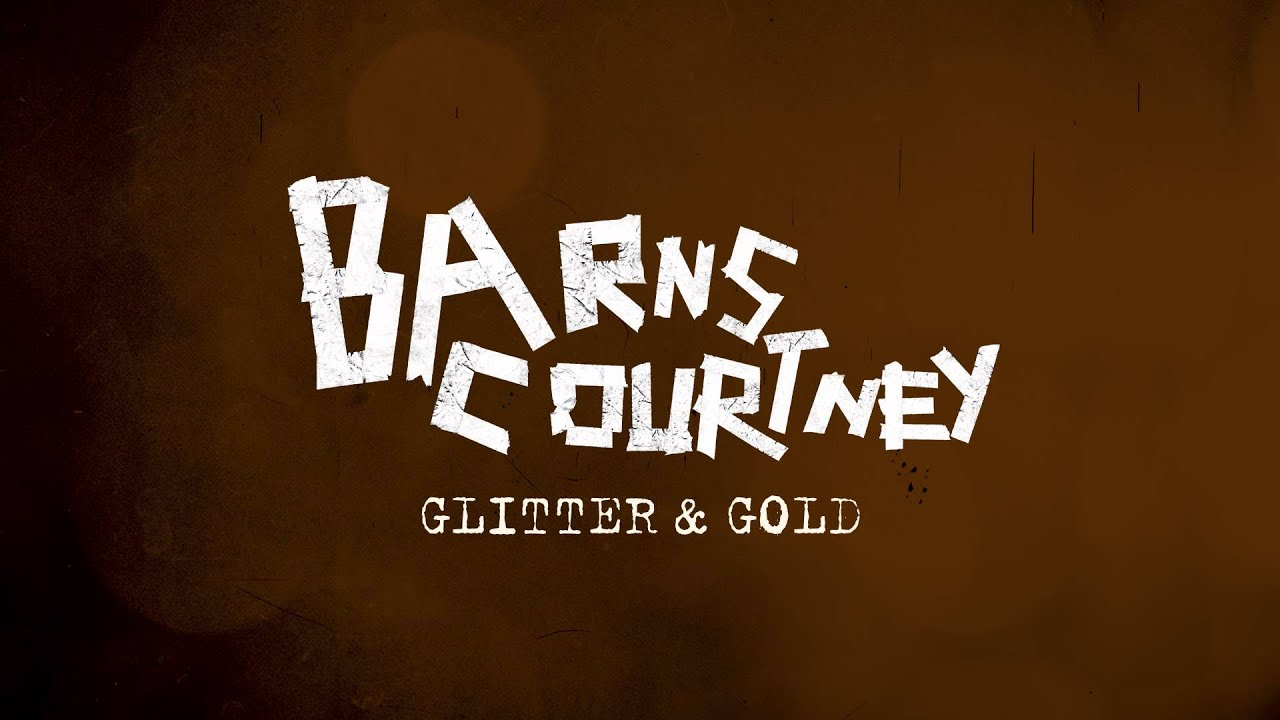 How To Play Glitter & Gold by Barns Courtney - YouTube