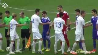 FC Dinamo Tbilisi 2:1 FC Kolkheti [HIGHLIGHTS]