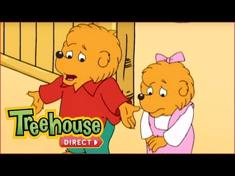 The Berenstain Bears: Trouble with Pets/The Sitter - Ep.4