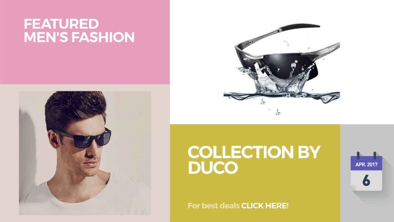 2bb6a57bff Collection By Duco Featured Men s Fashion - YouTube