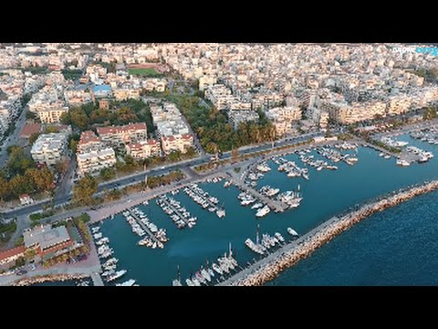 Patras - Greece from above | Age of Drones competition, category URBAN